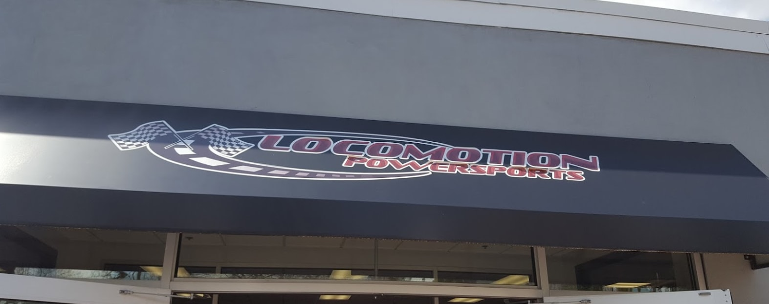 Locomotion Powersports storefront